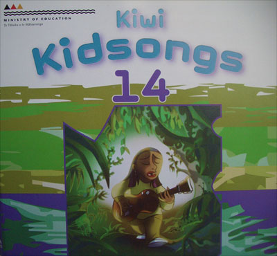 Ministry Of Education NZ - Kiwi Kidsongs vol 14