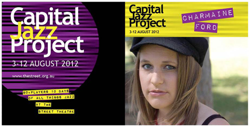 Charmaine Ford Trio - Capital Jazz Project