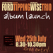 Ford/Tipping/Wise Trio - Album Launch Poster